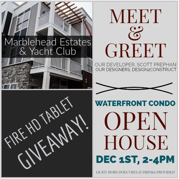 Meet & Greet Waterfront Condo Open House